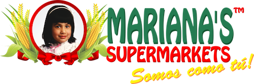 MARIANA'S SUPERMARKETS LOGO