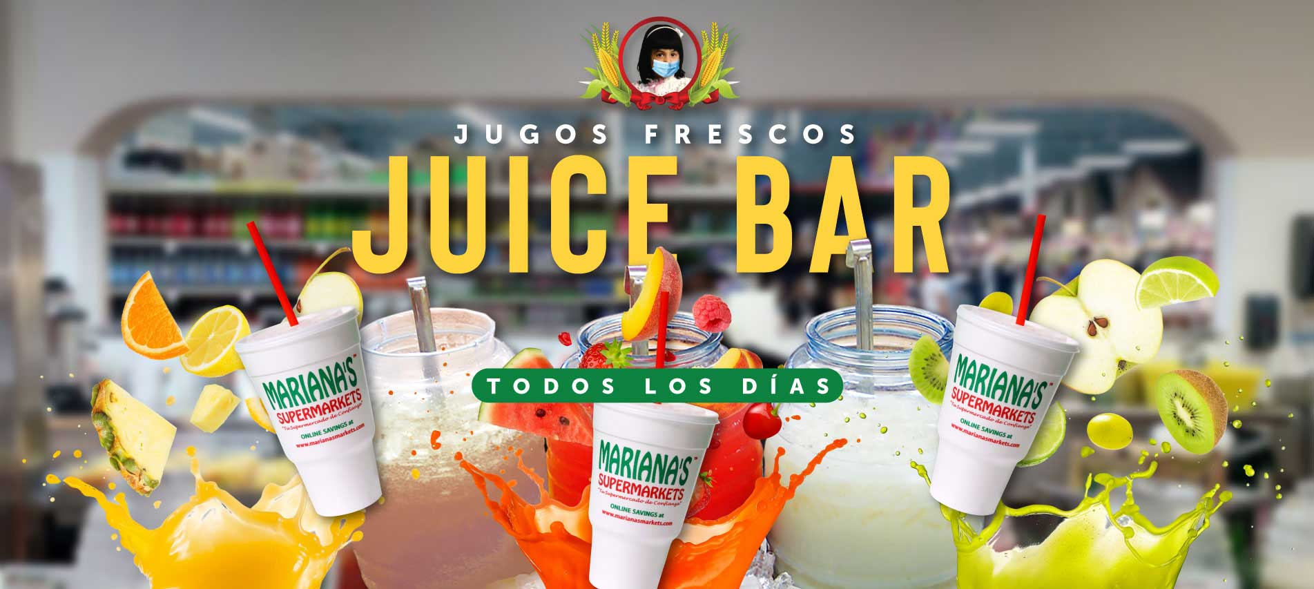 Marianas Markets Juice Bar
